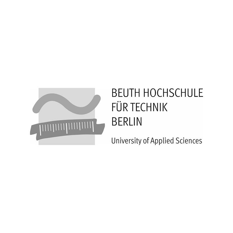 Beuth Hochschule Für Technik Berlin University Of Applied Sciences