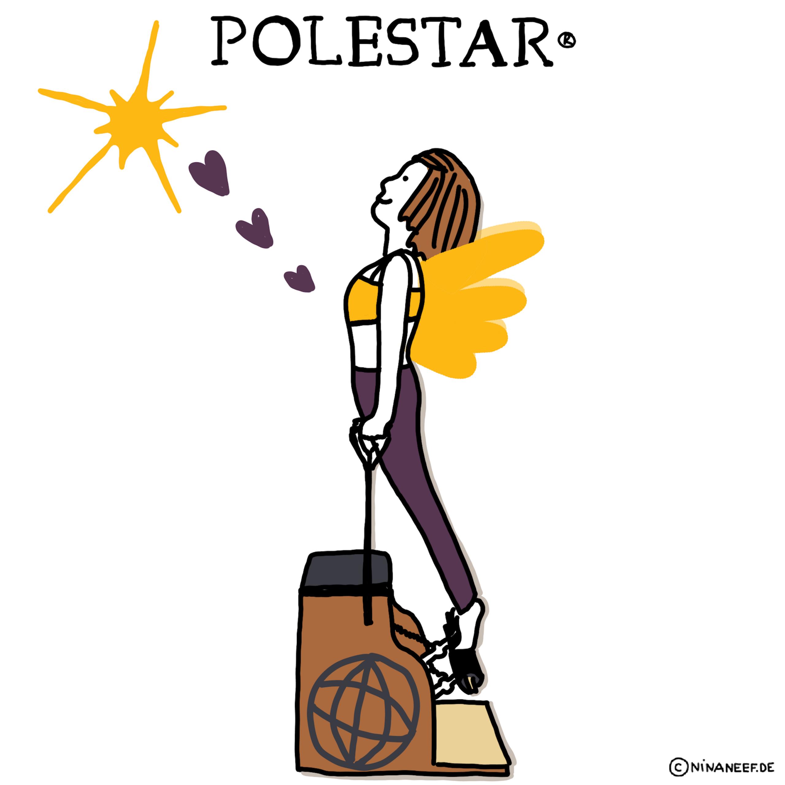 Polestar Pilates Sternenflug